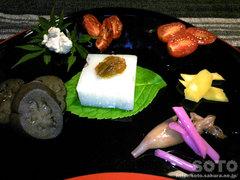 ディナー(1)