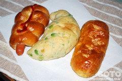 ハウスヤルビ奈井江の手づくりパン