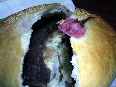 竹炭パン(2)