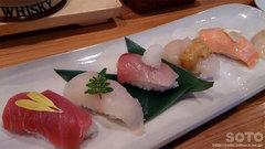 肴や(お寿司)