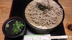 飯高駅の蕎麦