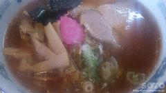 鵡川・ラーメン秀来(醤油)