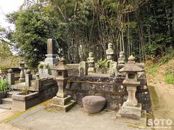 菊池兼朝公墓