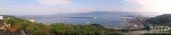 富岡城からのパノラマ