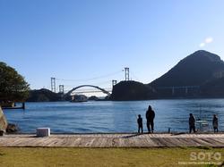 三角西港(新天門橋)