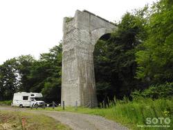 越川橋梁(4)
