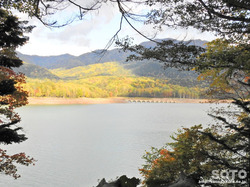 糠平湖タウシュベツ橋梁(6)