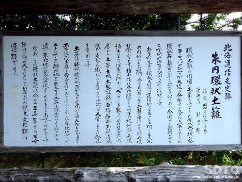 朱円環状土籬(2)