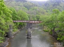 羽幌炭礦鉄道の廃線跡(2)
