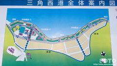 三角西港(地図)