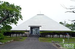 ポー川史跡自然公園(ビジターセンター)