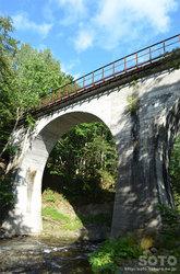 糠平川橋梁(3)