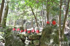 岩屋神社(立会地蔵)