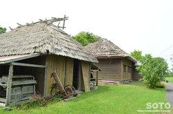ポー川史跡自然公園(開拓の村/2)