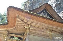 岩屋神社(岩屋神社本殿)