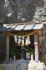 岩屋神社(薬師堂)