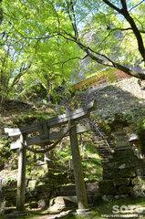 岩屋神社(岩屋大権現鳥居)
