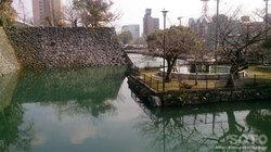 八代城(お堀)