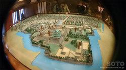 名古屋城(ジオラマ)