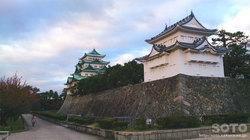 名古屋城(天守閣と櫓)