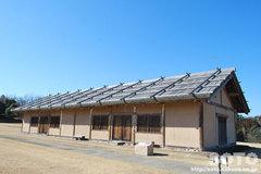 鞠智城(兵舎)