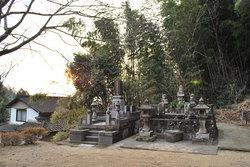 菊池兼朝公墓(1)