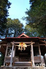 隈部氏館跡(隈部神社)