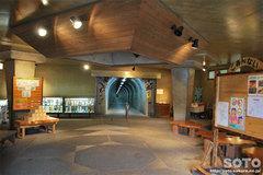 球泉洞(入口)