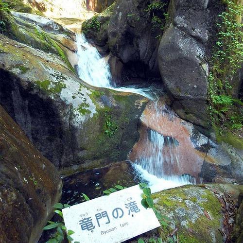 20190522寂地峡五竜の滝