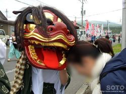 沓形のお祭り(2)
