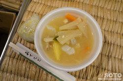 チプサンケ(昼食)