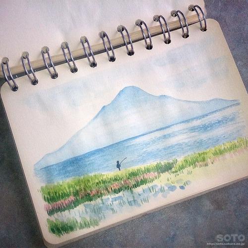 お絵描き(019)