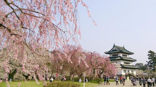 弘前城1(青森県)