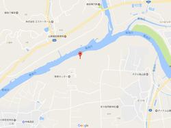 涅槃岩Map