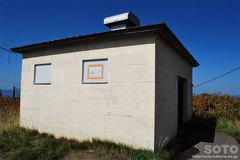 望岳台のトイレ