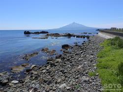 礼文島 海岸線(2)