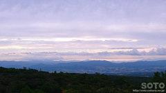 望岳台からの眺め(1)