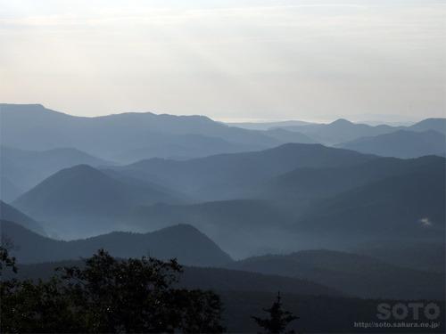 銀泉台からの眺め(2)