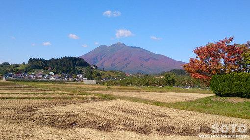岩木山2015/10/15