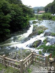 馬門の滝(1)