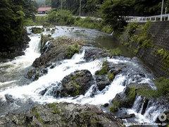 馬門の滝(2)
