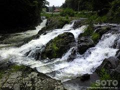 馬門の滝(3)