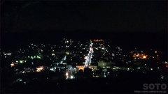 茂木町の夜景
