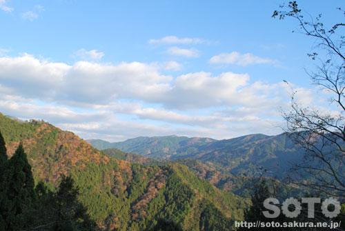 山の風景(20111212_1)