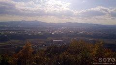 2014/12/14不動岩からの眺め