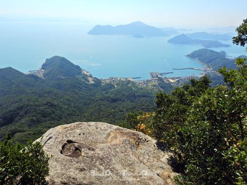 龍ヶ岳ハート岩