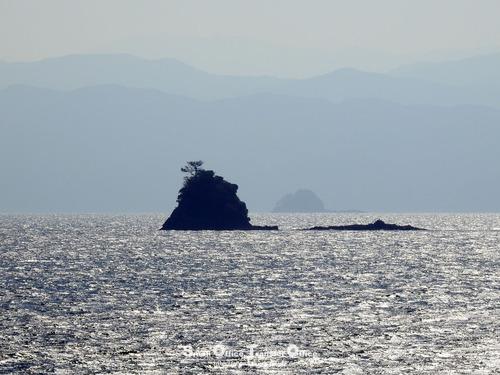 天草に浮かぶ島々