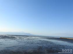 住吉海岸公園(長浜海岸)
