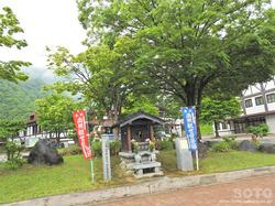 立山駅(観音様)