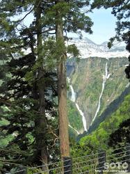 立山黒部アルペンルート(称名滝)